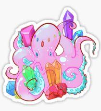 Crystal Octo Sticker