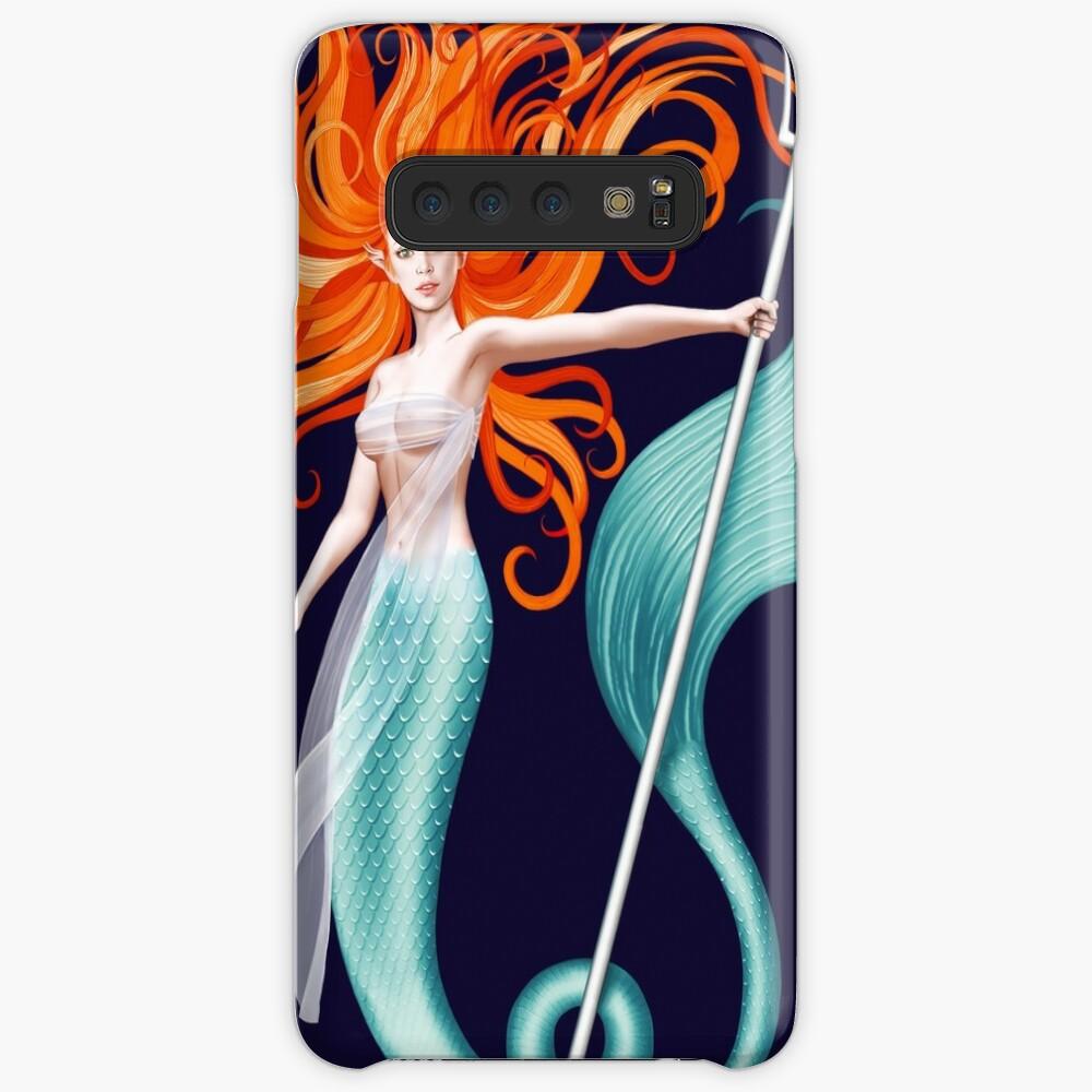 Siren II Samsung Galaxy Snap Case