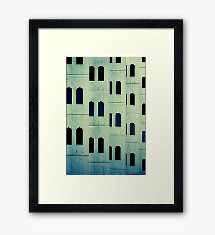 myth Framed Print