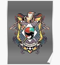 Ranger Shield Poster