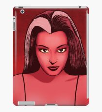 Monster Love - I Do My Best Work In The Dark iPad Case/Skin