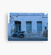 Open All Hours Canvas Print