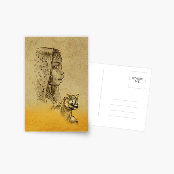 naginin Carte postale
