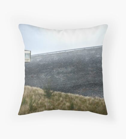 Gattica Throw Pillow