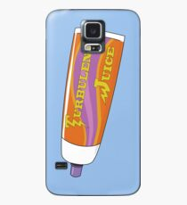 Rick and Morty – Turbulent Juice Tube Case/Skin for Samsung Galaxy