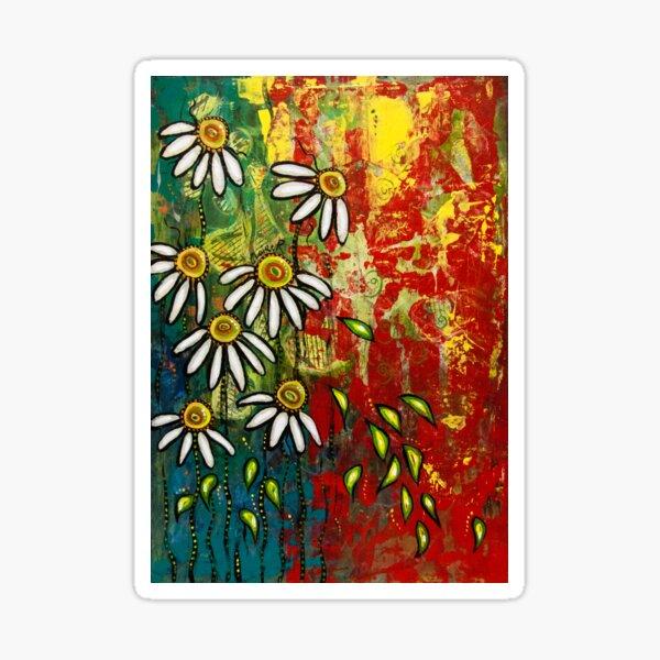 Echinaceas Sticker