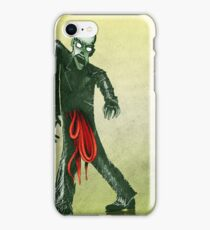 Monster Love - I Want Your Brains... iPhone Case/Skin