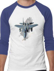 F15 Eagle Men's Baseball ¾ T-Shirt