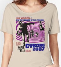 cyborg 2087 Women's Relaxed Fit T-Shirt