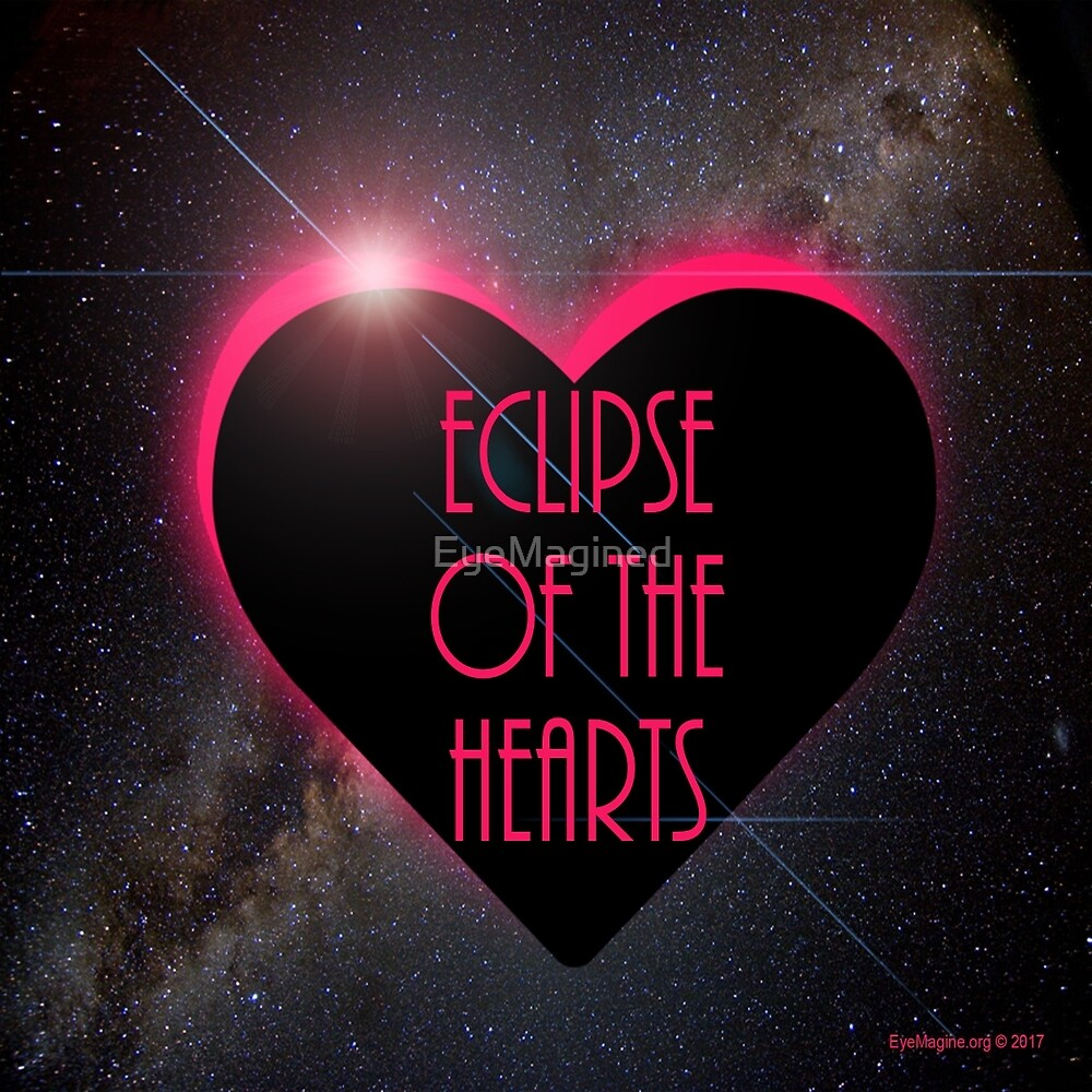 Eclipse Of The Hearts by EyeMagined