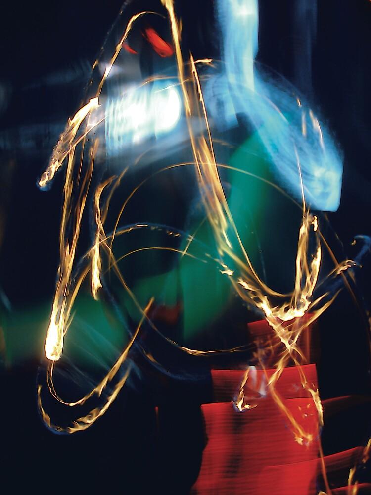 Fire & Ice by Jasna Bogdan