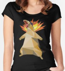 Typhlosion! Women's Fitted Scoop T-Shirt