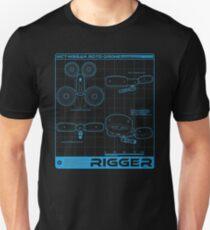 Shadowrun - Rigger Shirt (Version 3) Unisex T-Shirt