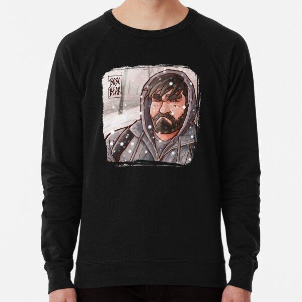 ADAM LIKES TO BE GRUMPY Lightweight Sweatshirt