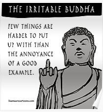 The Irritable Buddha: Good Example Poster