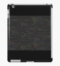 Code iPad Case/Skin