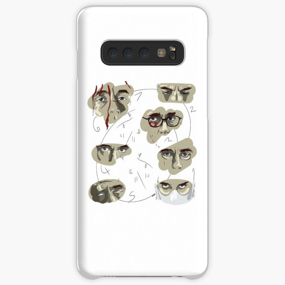 Will Graham's Eyes Hannibal Pattern Case & Skin for Samsung Galaxy