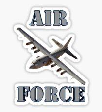 Air Force C-130 Sticker