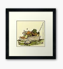 Frog and Toad Tales by Arnold Lobel Framed Print