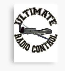 US Air Force Drone Canvas Print