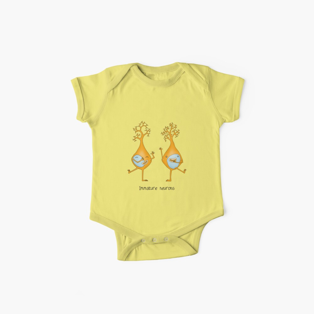 Immature Neurons Baby One-Piece
