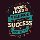 WORK HARD new edition by snevi