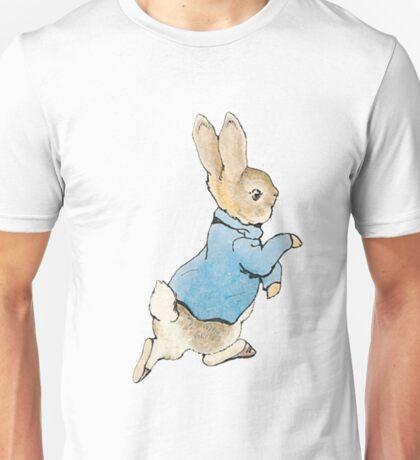 Peter Rabbit by Beatrix Potter Unisex T-Shirt
