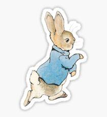 Peter Rabbit by Beatrix Potter Sticker