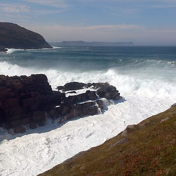 Atlantic Ocean by zhirobas