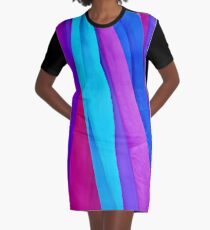 Streamers Graphic T-Shirt Dress