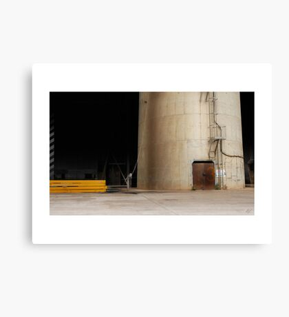 No. 3 Canvas Print