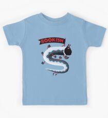 Bookish Dragon Kids Tee