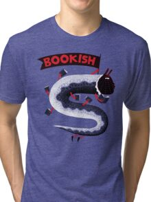 Bookish Dragon Tri-blend T-Shirt