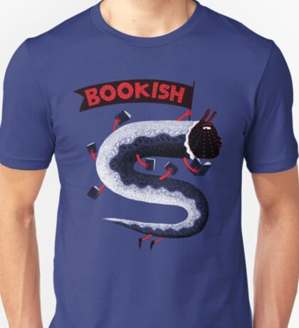 Bookish Dragon T-Shirt
