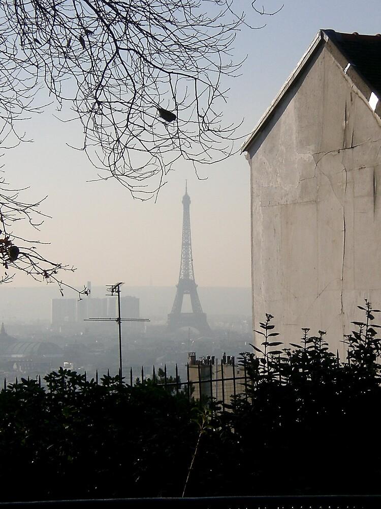 Paris Grandeur by mdjonesyd