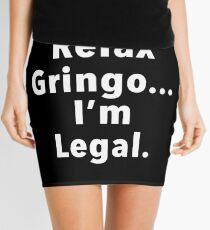 Relax Gringo  Mini Skirt