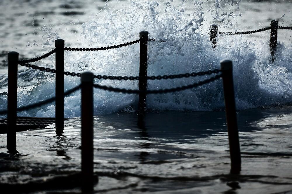 Pool Fence by Alex Lau