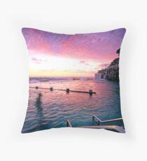 Bronte Beach 2 Throw Pillow