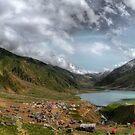 Lake Saif ul Malook - II by Atif Hussain