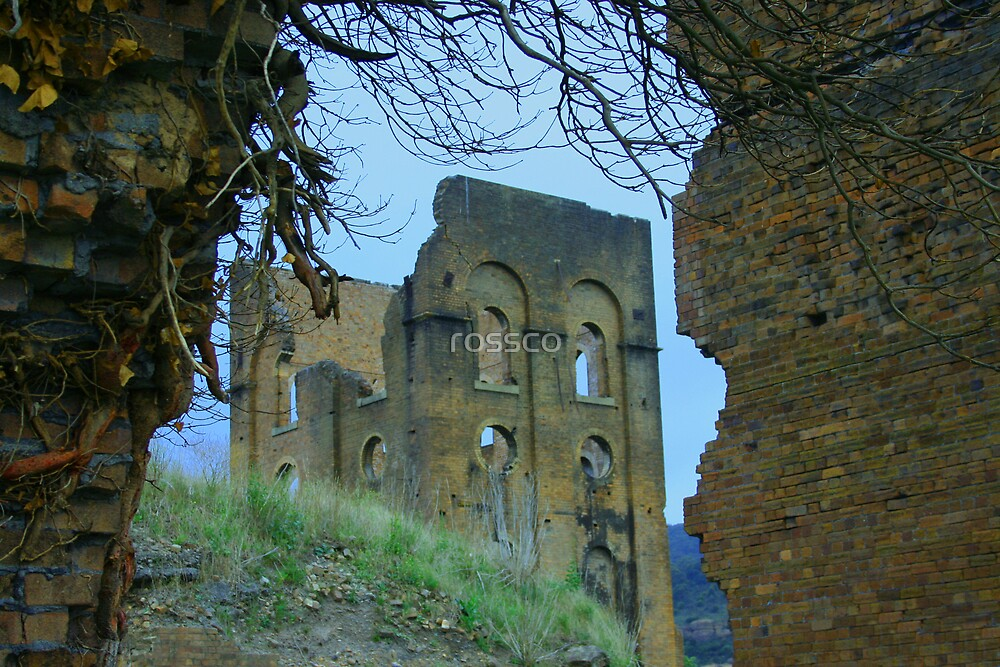 The Ruins by rossco