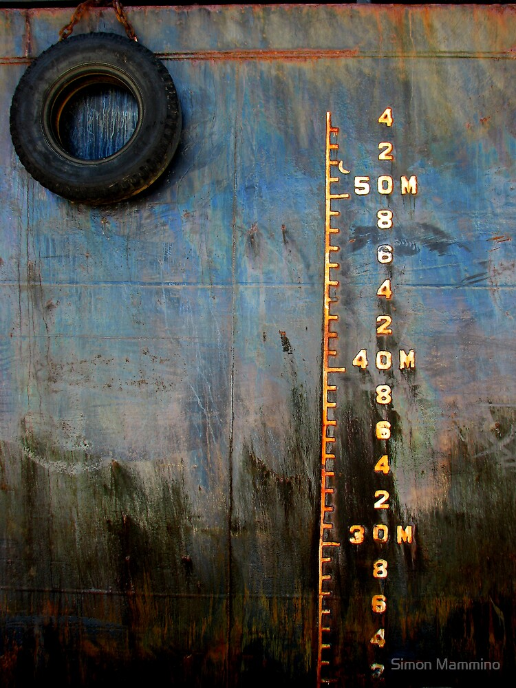 Tyre Levels by Simon Mammino