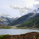 Lake Saif ul Malook - I by Atif Hussain