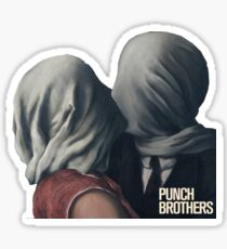 Punch Brothers - The Phosphorescent Blues Sticker