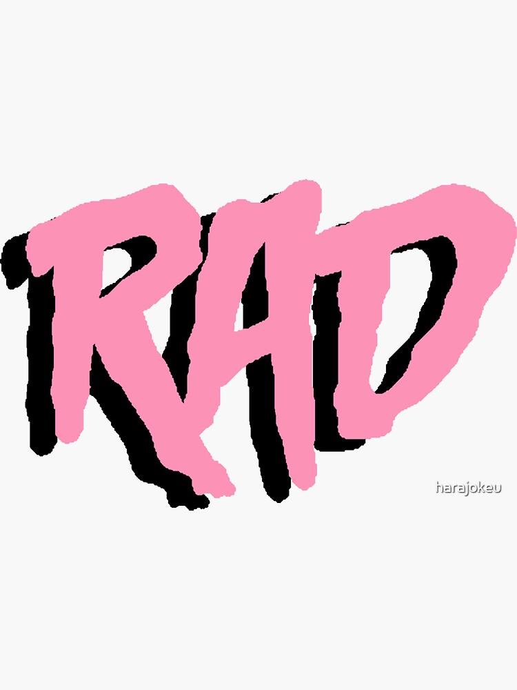 «RAD» par harajokeu