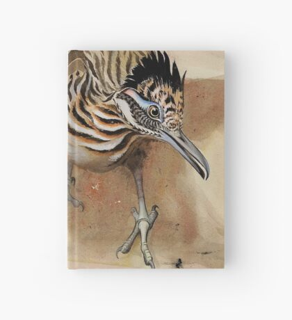 Graphic Greater Roadrunner Hardcover Journal