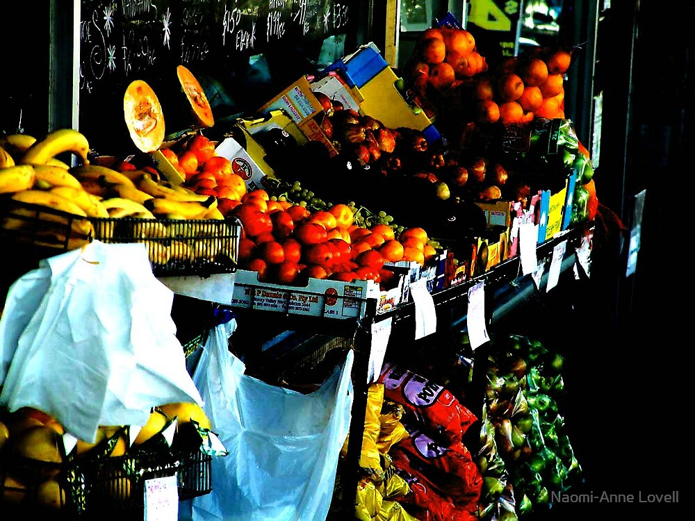 Market Place by Naomi-Anne Lovell