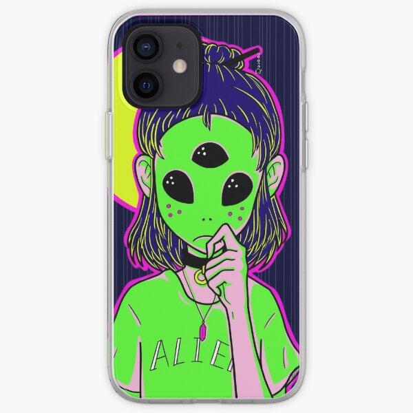 Alien iPhone Soft Case