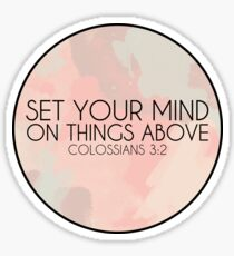 Colossians Sticker