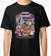Mario and the Masters of the Kingdom Classic T-Shirt