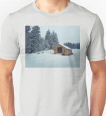 mount cabin T-Shirt